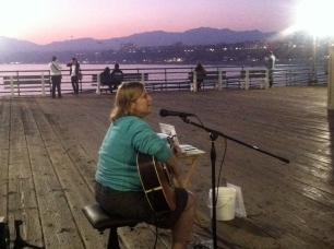 Santa Monica Pier 2012
