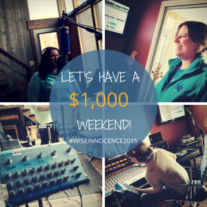 1000 weekend