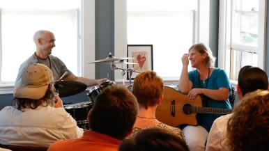 Alicia & Fugan at Cape Cod CD Release June 13, 2015
